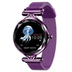 Steel purple