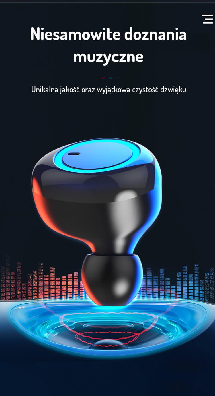 Słuchawki Bezprzewodowe Douszne TWS AirDots
